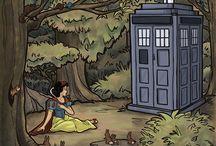 Doctor Who and his Royal Companions