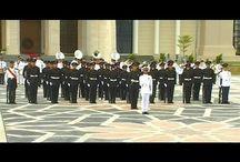 16th Intake sovereign's parade