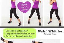 loose love handles / gezond bewegen