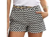 Fashion + Shorts
