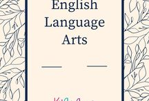 KCC: All Things English Language Arts / English language arts tips and tools for kids from Kid Care Concierge—your go to guide for all things parenting and life management!