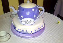 C-MY Style's Vintage Bridal Tea Party / Bridal Shower