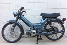 I Made These / Vintage Mopeds / by Roberto Blanco