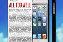 iPhone/Ipod Cases