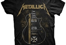Metal Shirts / A selection of official metal shirts available from www.HeavyMetalMerchant.com online store.
