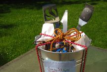 Manly bucket gift
