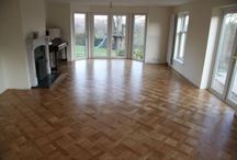 Upton Wood Parquet Flooring
