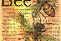 Bees / All about bees;#keeping#pics;#uses of honey / by Evelyn Jensen