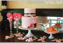 flower cakes / by Netty