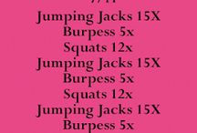 Song workouts