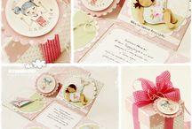 tarjetas y embellecedores