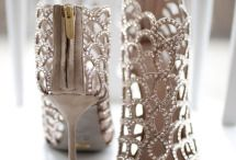 Walk Down the Aisle with Style! / Jaw-dropping shoes for the big day! / by DIAMOND MANSION CO. Unique Engagement Rings