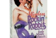 Rabbit Vibrators / by Lovers Lane
