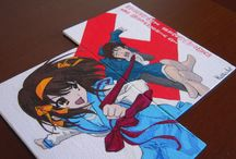 Haruhi Suzumiya / Haruhi Suzumiya by Matita's Art