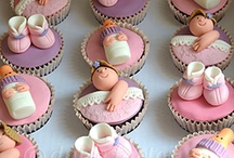 Cakes and cupcake decor / by Melinda Tricker