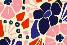 Motifs floraux