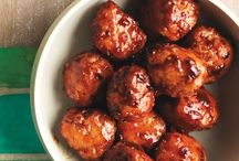 Meatballs / by Sharon Guarente
