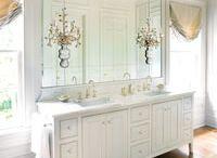 Bathroom Inspiration / by Katherine Lipton