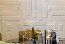 Panouri 3D din trestie de zahar / Aceste panouri decorative sunt ideale in orice incapere, se obtin din trestie de zahar procesata si pot fi vopsite in orice culoare.