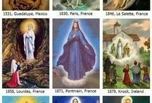 MARY APPARITIONS