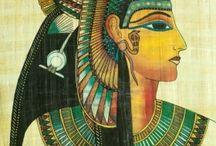 Egito / Deuses e arquitetura egípcia