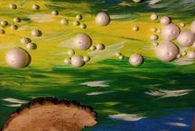 My art :) / Me umění, moje fantazie, inspirace životem