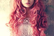 Beautify: Hair Blush / Dyed Hair / by Galileo Humpkins