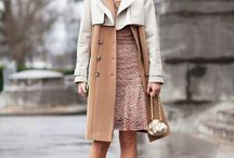Street Style / Fashionable people from around the world