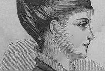 Hair - 1870-1880