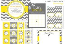 Invitations: Showers, Babies & Events / by Vanessa
