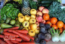 Travel & Food : Juice Fast