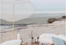 romantic beach party and wedding 2017 ideas