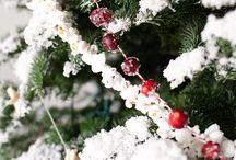 Girlandy na Boże Narodzenie