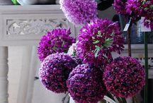 Kwiaty w dekoracji domu / www.pigmejka.pl decor home