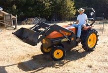 Make a smart move of using battery garden tractor