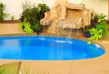 Fiberglass pools Pensacola / Fiberglass pools in Pensacola Florida
