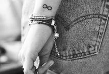 idee tatouage infini