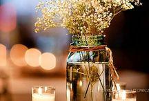 Decoración de Mesas / Decoración de centros de mesa para eventos y matrimonios