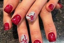 design christmas nails