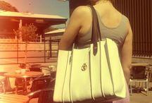 handbags speak louder than words!