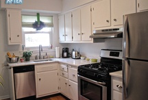 Kitchens / by Kim @ Plumberry Pie