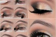 make up. Navratri