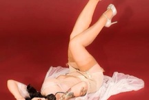 pin ups / by Melissa Vickery Rhodes