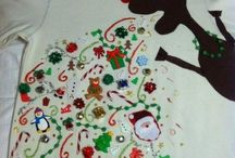 Ugly Christmas sweaters  / by Chelsey Wright