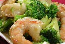 Chinese Seafood Stirfry