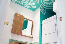 Interiors // Laundry