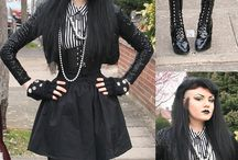 Inspiration / Clothing/Outfit Inspiration & Tattoo Inspiration