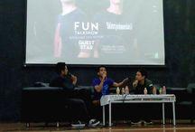 Aktivitas Mitra / Menyampaikan informasi seputar profil dan kegiatan dari para pemerhati pendidikan di Indonesia.