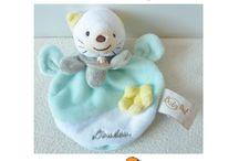 Doudous chats BABY NAT' - SOS doudou