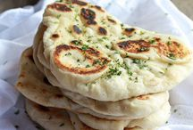 Naans, Pita bread and Tortilas